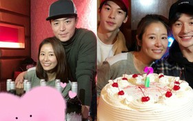 Lâm Tâm Như nắm chặt tay Hoắc Kiến Hoa, khoe loạt ảnh sinh nhật tuổi 42 tràn ngập màu hồng