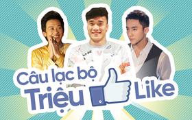 """""""CLB triệu like"""" của Vbiz có Hoài Linh, Sơn Tùng và thủ môn Tiến Dũng chính là thành viên mới nhất!"""