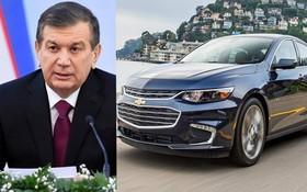 Sau chiến thắng lẫy lừng, Tổng thống Uzbekistan tặng mỗi cầu thủ U23 nước nhà một chiếc xe hơi trị giá hơn 633 triệu đồng