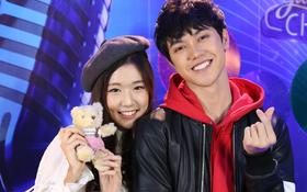 """Giai điệu chung đôi: Cô gái Hàn Quốc được se duyên với """"trai Việt đẹp như Hàn"""""""