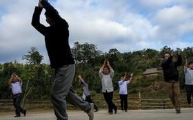 47 thầy giáo tiểu học Tri Lễ: Lên vùng cao, ở với đồng bào và học múa dân vũ