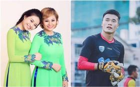 Clip: Lê Giang nhận thủ môn Tiến Dũng là con rể, thông báo năm sau sẽ làm đám cưới với con gái Lê Lộc