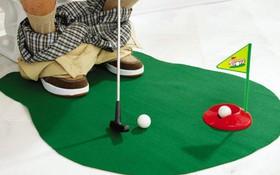 Nếu muốn học chơi golf nhưng chưa có điều kiện, Công Phượng có thể bắt đầu từ đây