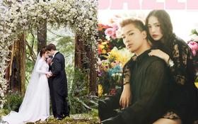 """Mời hẳn nhà thiết kế quốc tế của phim """"Twilight"""", tiệc cưới của Taeyang sẽ hoành tráng và đẹp tựa tiên cảnh"""