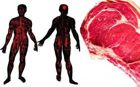 Những dấu hiệu cảnh báo bạn đang ăn quá nhiều thịt trong bữa ăn của mình