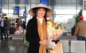 Hoa hậu Trái đất từng gây tranh cãi về nhan sắc bất ngờ ghé thăm Việt Nam, rạng rỡ khoe ảnh đội nón lá