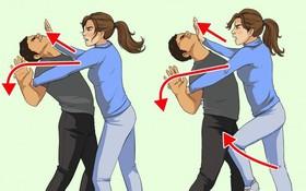 6 bí kíp tự vệ giúp bạn thoát nạn trong gang tấc, số 4 đặc biệt cần với chị em phụ nữ