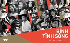 """Không thể không xem: 19 ca sĩ, nhóm nhạc đình đám Vpop hòa giọng đầy cảm xúc trong MV ca khúc chủ đề của album """"Bình tĩnh sống"""""""
