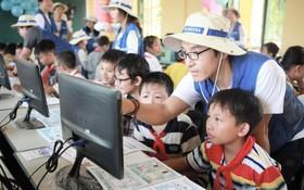 Có những ngôi trường mang tên Hy Vọng đang mang niềm tin đến trẻ em nghèo