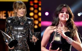 Tổng kết AMAs 2018: Taylor Swift và Camila Cabello bội thu, Drake ra về tay trắng, BTS lần đầu giành cúp