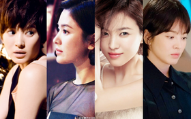 10 năm nhan sắc đỉnh cao nhờ tóc ngắn của Song Hye Kyo: Xén tóc càng nhiều, càng đẹp, càng sang!