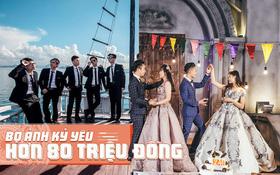 """Khi """"rich kids"""" Việt chụp ảnh kỷ yếu: Lớp chi 80 triệu đi Đà Lạt, lớp chụp hết 40 triệu ở phim trường"""