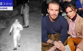Gia đình Beckham bàng hoàng khi bị nhóm trộm đeo mặt nạ đột nhập vào biệt thự