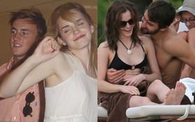 Đời tư kín tiếng nhưng tình sử của Emma Watson cũng dài dằng dặc chẳng kém Taylor Swift