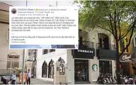 """Khách mất Macbook gần 40 triệu tại cửa hàng Starbucks ở Sài Gòn, Giám đốc truyền thông lên tiếng: """"Chúng tôi không cố tình bao che kẻ trộm"""""""