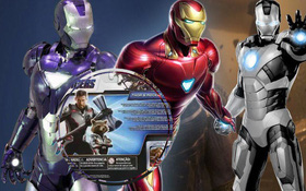 """Giả thuyết mới về """"Avengers 4"""": Chìa khóa đánh bại Thanos nằm trong tủ đồ... Tony Stark?"""