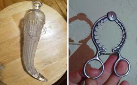 13 đồ vật có hình dáng lạ thời xưa mà ít ai biết được công dụng thật của nó