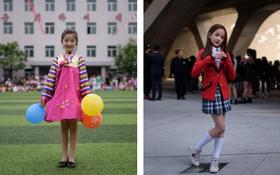Cùng 1 kiểu ảnh, nhiếp ảnh gia này quyết định đến chụp ở cả Triều Tiên lẫn Hàn Quốc - kết quả thật đáng kinh ngạc