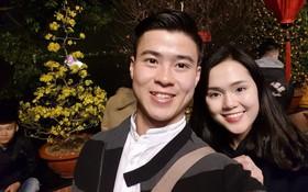 Những cô bạn gái cầu thủ nổi bật ở AFF Cup 2018: Người yêu Duy Mạnh khoe sắc cùng nhà vô địch võ thuật thế giới
