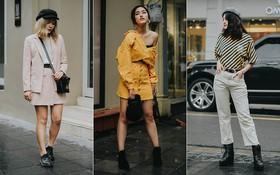 Street style 2 miền: miền Bắc mix đồ đậm chất Hàn Quốc, miền Nam lại mặc cực Tây