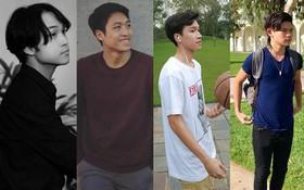 Các cậu quý tử của sao Việt ngày ấy – bây giờ: Người điển trai chững chạc, người cực tài năng