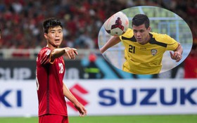 """Trung vệ Philippines thách thức Mạnh """"gắt"""", hẹn tranh tài ở bán kết AFF Cup 2018"""