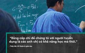 Loạt phát ngôn bá đạo của các thầy cô khiến học sinh chỉ biết câm nín