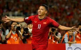 """Anh Đức cho các đối thủ ở Đông Nam Á hít khói trong cuộc bình chọn """"Cầu thủ hay nhất lượt 3 AFF Cup 2018"""""""