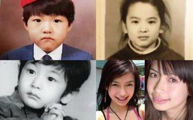 Soi hình quá khứ của các cặp đôi showbiz châu Á đẹp như mơ: Nhiều trường hợp gây sốc vì không như tưởng tượng