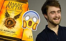 """Daniel Radcliffe dứt khoát từ chối đi xem """"Harry Potter and the Cursed Child"""" nhưng khi biết được lý do thì chẳng ai nỡ trách!"""