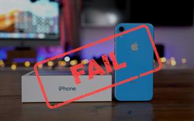 iPhone XR thừa hưởng di sản từ người anh 5C: Ế chổng vó vì dân ta không thích iPhone giá rẻ đâu nhé!