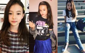 """Bản sao 10 tuổi của Song Hye Kyo: Mặt xinh, thần thái hơn người còn style thì """"chất hơn nước cất"""""""