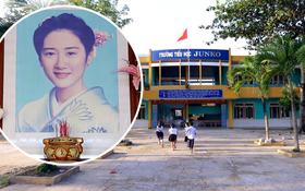 Về Quảng Nam nghe chuyện cảm động về một ngôi trường mang tên người con gái Nhật: Được xây theo di nguyện cuối cùng của Junko