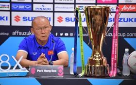 """HLV Park Hang-seo: """"Giá như Hà Đức Chinh có thể làm tốt hơn"""""""