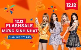Hốt ngay deal đồng giá 12K trước giờ G Sale sinh nhật Shopee