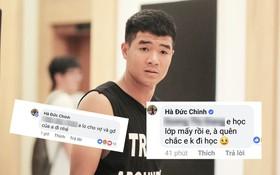 """Nghi vấn có người sử dụng FB của Chinh """"đen"""", đi đôi co với từng fan hâm mộ"""