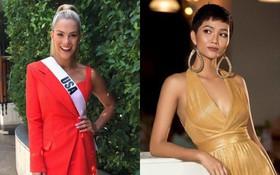 """Hoa hậu Mỹ gây tranh cãi khi nhận xét H'Hen Niê: """"Cô ấy giả vờ như biết rất nhiều tiếng Anh"""""""