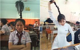 """Muốn thành vedette của lớp, hãy thử ngay kiểu tóc cây dừa đang """"hót hòn họt"""" này"""