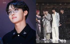 Rap hay, mặc đẹp và bây giờ J-Hope (BTS) còn có cả áo tàng hình?