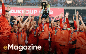 Không chỉ là cúp vàng hôm nay, thế hệ bóng đá Việt Nam mới mang tới cho ta niềm tin vào những thứ tốt đẹp hơn