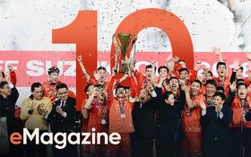 Hậu chức vô địch AFF: Để bóng đá Việt không chỉ là những ký ức 10 năm