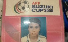 Tư liệu quý thuở Đức Huy còn làm chân nhặt bóng tại AFF Cup 2008