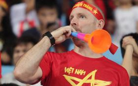 Đại diện VFF nói gì trước vấn nạn kèn vuvuzela khiến nhiều CĐV bức xúc