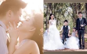 """""""Siêu đám cưới"""" 4 tỷ đồng ở Thái Nguyên: 13 năm bên nhau và niềm hạnh phúc sau bao sóng gió của cô dâu"""