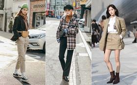 Nếu đã chán cách ăn mặc basic, bạn hãy xem ngay street style không đụng hàng mà lại dễ áp dụng của Hàn