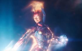 """""""Captain Marvel"""" gây thất vọng vì tạo hình của Brie Larson trong trailer mới tung ngày 4/12"""