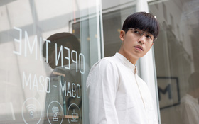 """Trần Quốc Anh - Chàng diễn viên mới vào nghề và biệt danh """"Diễn viên 10 câu thoại"""""""