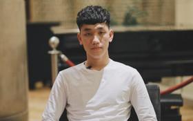 """Trọng Đại - anh chàng """"cool ngầu"""" của U23: Nếu là con gái sẽ chọn Văn Đức hoặc Văn Hậu để... hẹn hò"""