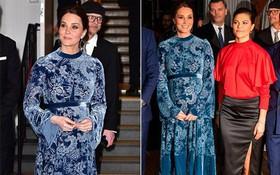Mặc đẹp suốt ngày, ai ngờ cũng có lúc Kate Middleton bị chê mặc xấu