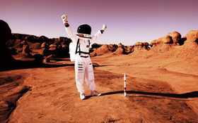 Các nhà khoa học đã mô phỏng lại môi trường Sao Hỏa ngay trên Trái Đất và sẽ... sống thử ở đó trong vòng một tháng